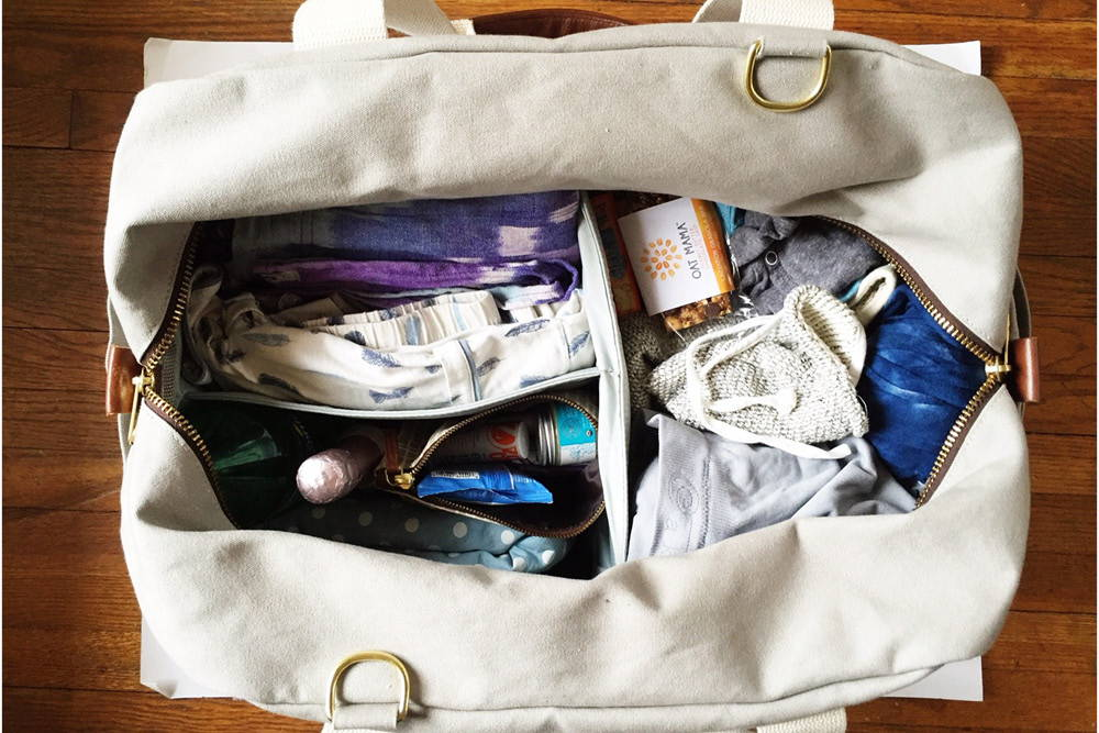 The top ten must have items to pack in your hospital bag, according to the Babybee community