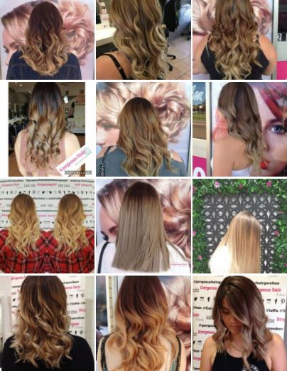 Balayage Ombre Colour Melt Confused We Break It Down