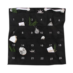 Advent Calendar - Black