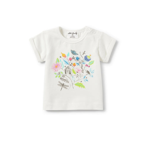 Wilson and Frenchy Secret Garden Tee