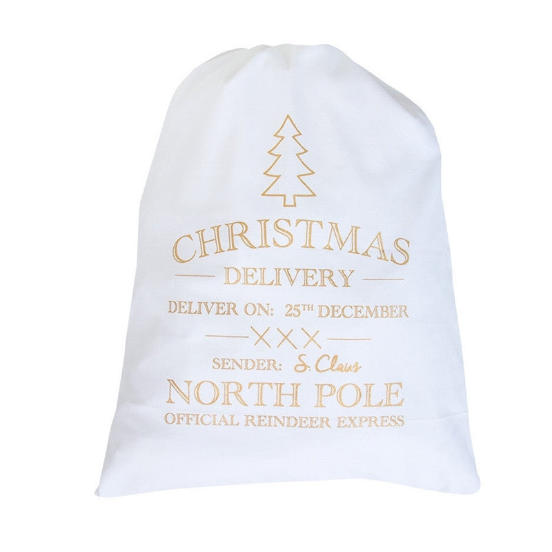 Santa Sack - Delivery Copper