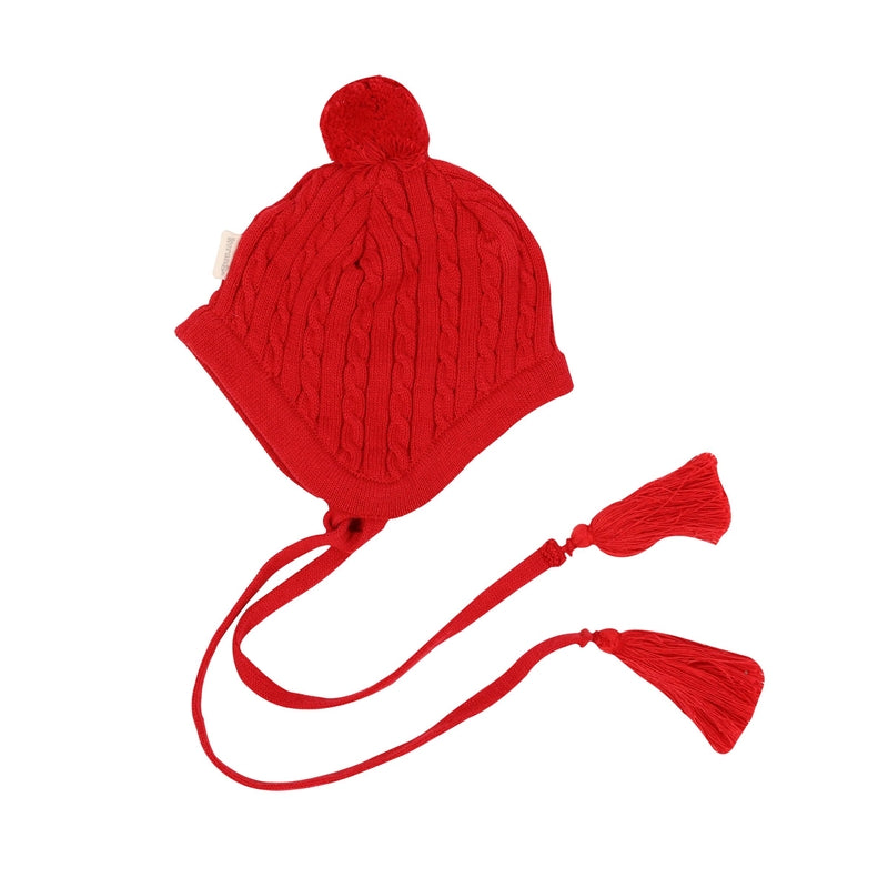 Korango Mr Fox Cable Knit Beanie