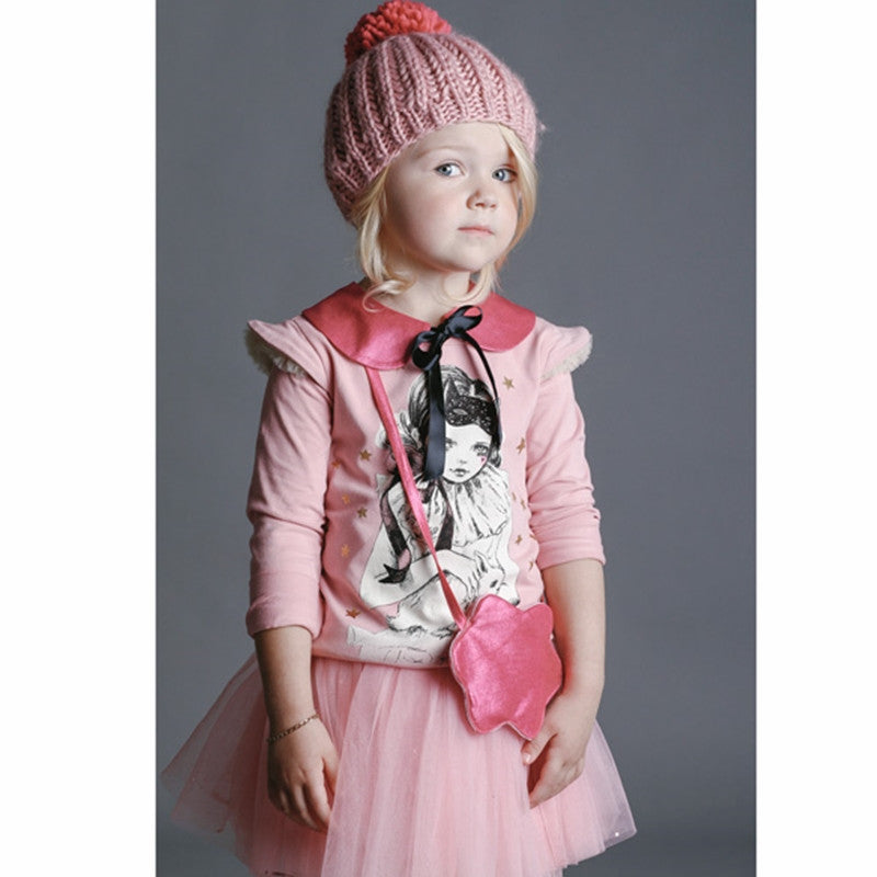 Rock Your Kid Reversible Collar - Pink