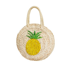 Seafolly Mini Pineapple Tote