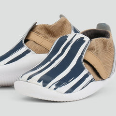Bobux SU Explorer Paint White/Navy