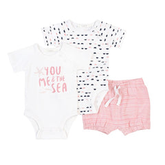 Baby Girls 3 Piece Set