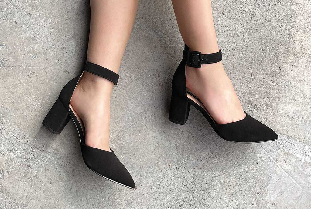 Lunchtime Pointy Heels