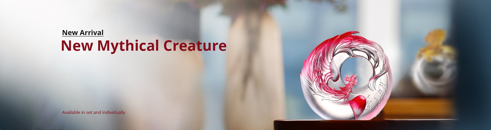 Special Offer From Liuli Crystal Art