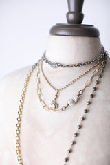 How to Layer Amy Louise Jewelry