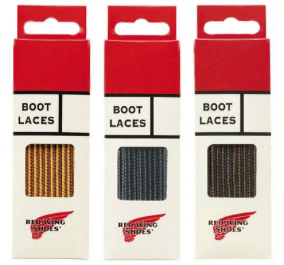 Genuine Red Wing Laces Boxed