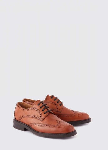 Derry Brogue Rubber Sole and Heel