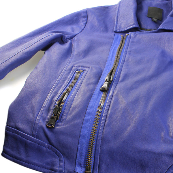 Replace Main Jacket Zip