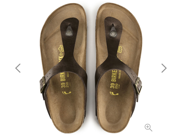 Birkenstock Re-build (replacement cork footbeds including re-sole)