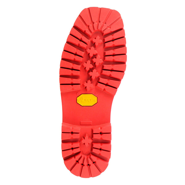Vibram Montagna Red Mountain Walking Soles