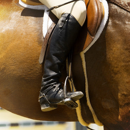 Equestrian boot repairs