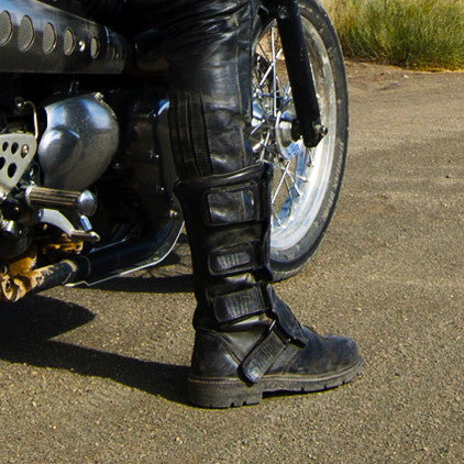 Motorcycle boot repairs
