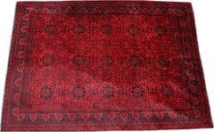 Persian Baluch Hand-knotted Rug Wool on Wool (ID 1220)