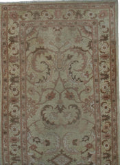 Persian Baluch Hand-knotted Runner Wool on Cotton (ID 1259)