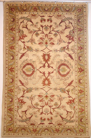 Persian Balouch Hand-knotted Rug Wool on Wool (ID 1308)