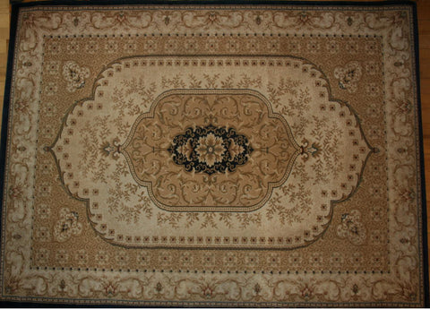 EC Figaro Hand-knotted Carpet Polypropylene on Polypropylene (ID 1267)