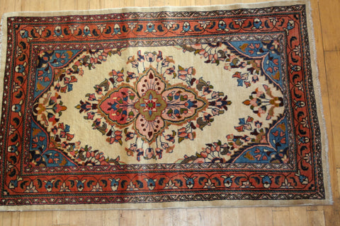 Persian Hamedan Hand-knotted Rug Wool on Cotton (ID 1247)
