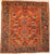 Persian Heriz Hand-knotted Rug Wool on Cotton (ID 1040)