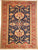 Kazak Astana Hand-knotted Rug Wool on Wool (ID 69)