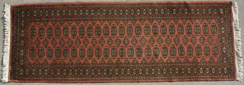 Pakistan Lahore Hand-knotted Rug Wool on Cotton (ID 1280)