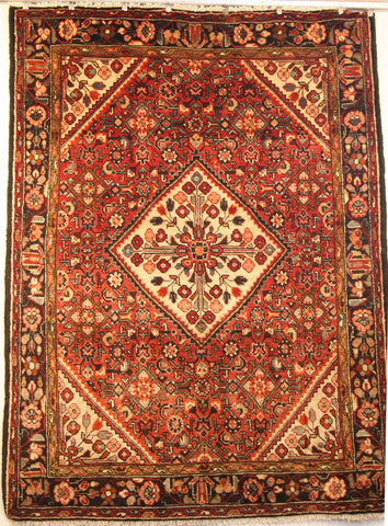 Persian Qashqai Hand-knotted Rug Wool on Wool (ID 1235)