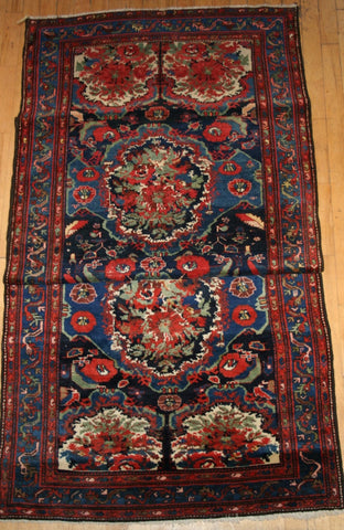 Persian Sanneh Hand-knotted Rug Wool on Wool (ID 1101)