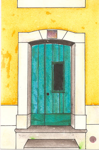 Door of Lisbon II