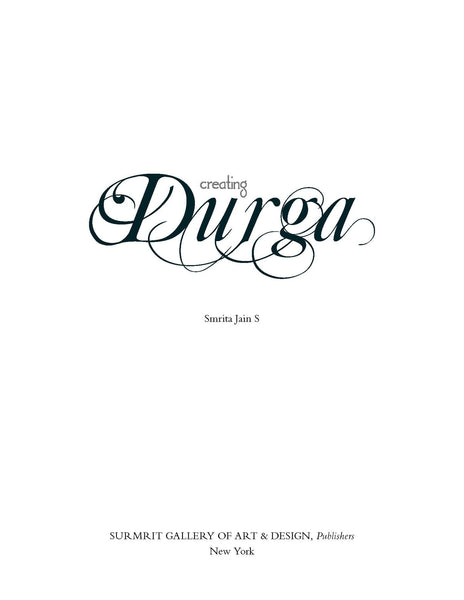 Creating Durga - Surmrit Gallery of Art & Design - 2