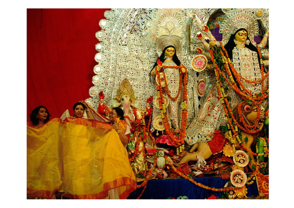 Last Day of Durga - Surmrit Gallery of Art & Design