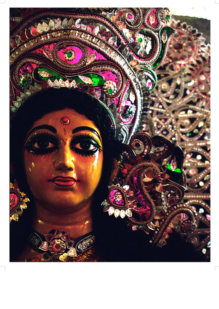 Glittering Durga - Surmrit Gallery of Art & Design