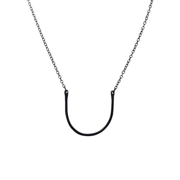 ups and downs necklace