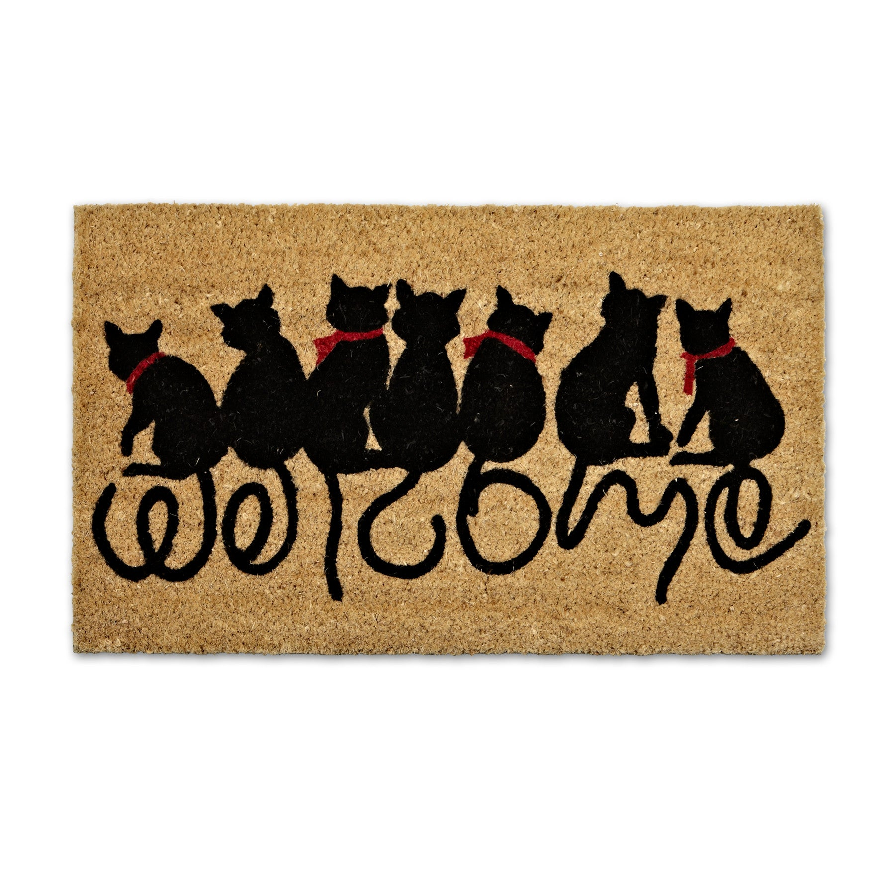 kitty p rubber cal x mat pink brown welcome in door the green cat black mats