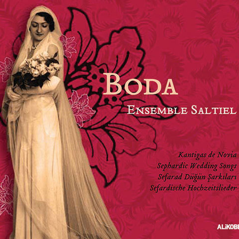 Ensemble Saltiel - Boda, Sephardic Wedding Songs