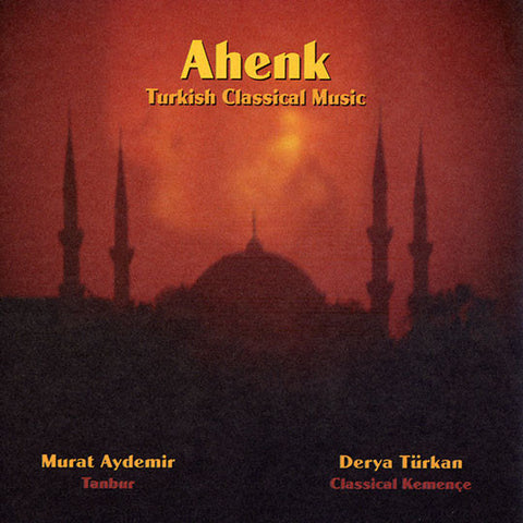Murat Aydemir & Derya Turkan - Ahenk, Turkish Classical Music