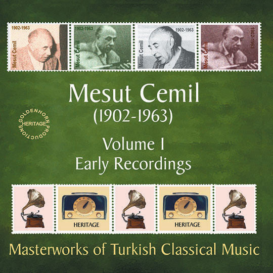 Mesut Cemil - Early Recordings - Volume 1