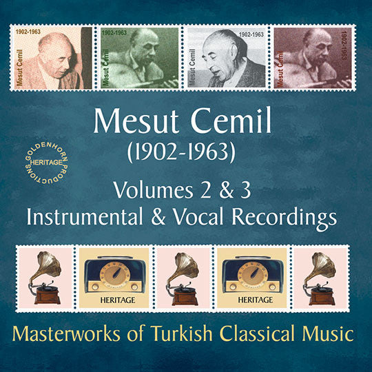 Mesut Cemil - Instrumental and Vocal Recordings - Vols 2 & 3