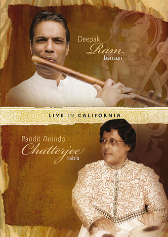 Deepak Ram - Live in California - DVD