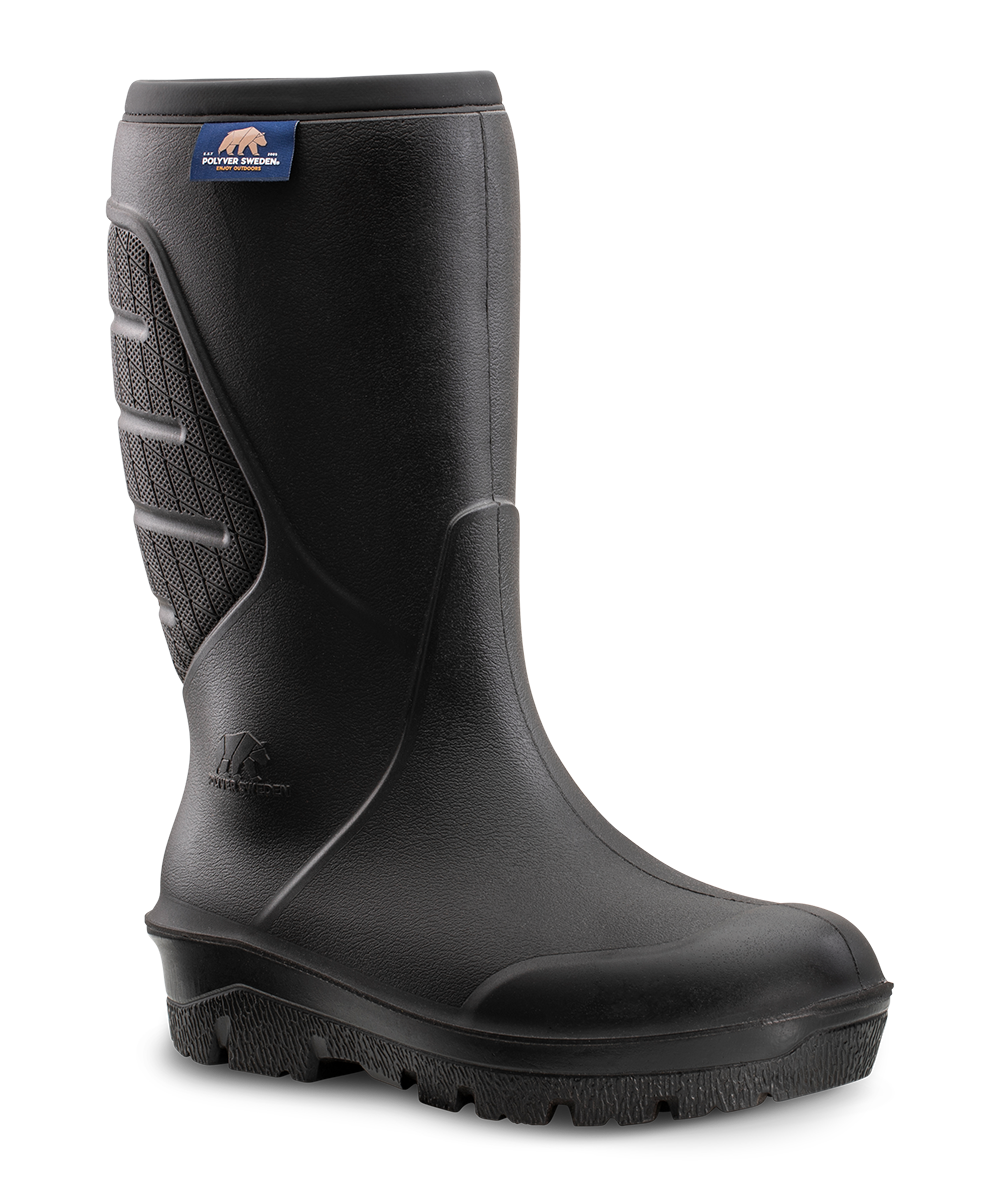 Polyver Classic Winter High - Black Winter Boot