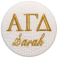 Alpha Gamma Delta - Name Tag