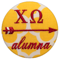 Garnet & Gold - Sorority Alum