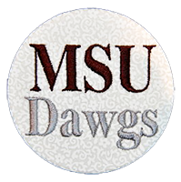 Maroon & White - Dawgs