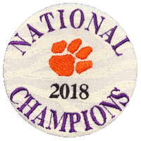 Clemson - 2018 National Champions