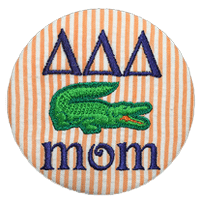 Orange & Blue - Gator Mom