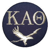 Navy & Grey Ospreys - Kappa Alpha Theta Navy