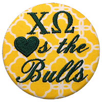 Green & Gold Bulls - Chain
