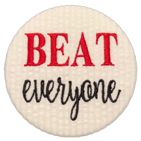 BEAT everyone - Red & Black